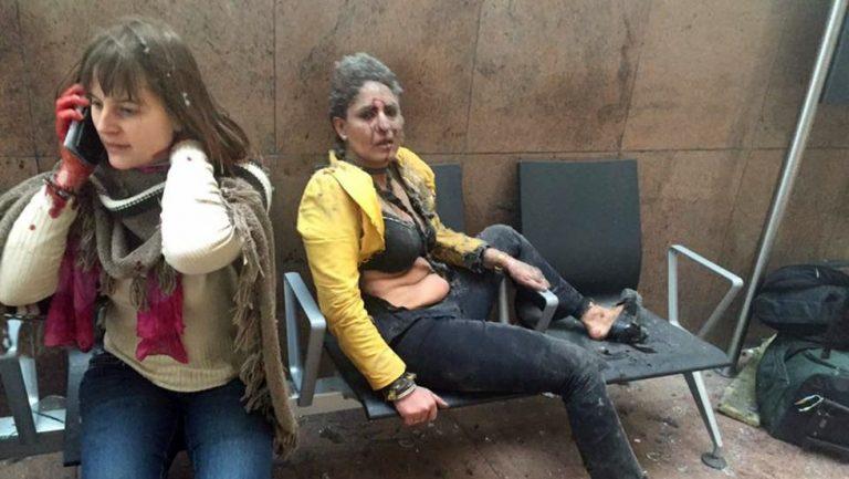 حمله در بروکسل: حداقل 30 کشته در فرودگاه و مترو  بین المللی