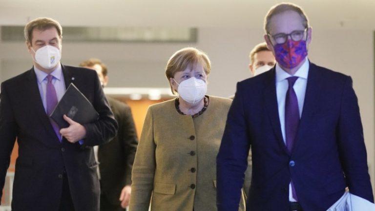 تاج: قوانین جدید چه زمانی در آلمان اعمال می شود؟