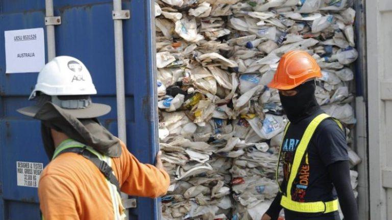 صادرات زباله های پلاستیکی به خارج از کشور کاهش یافت – Berliner Morgenpost
