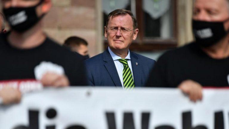 انتخابات در تورینگن به دلیل بحران کرونر به تعویق افتاد