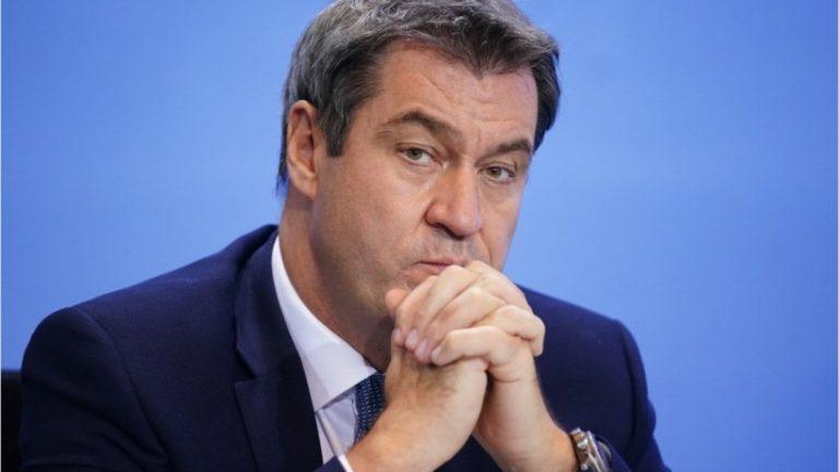 کرونا ، جانشینی CDU و موارد دیگر: رئیس CSU مارکوس سودر در یک مصاحبه