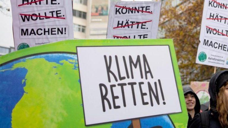 جمعه برای اعتراضات آینده علیه بنیاد Nord Stream 2