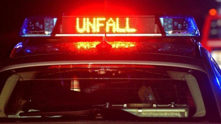 سوانح جاده ای لغزنده: دو نفر به شدت زخمی شدند