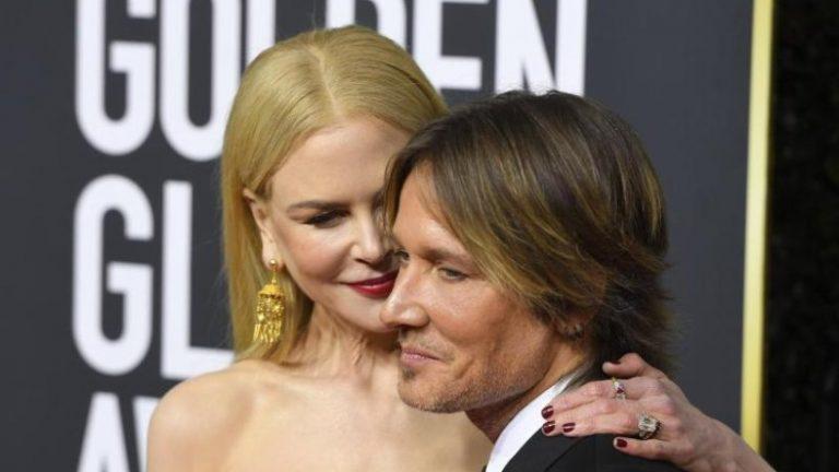 نیکول کیدمن برای رابطه اش با کیت اوربان