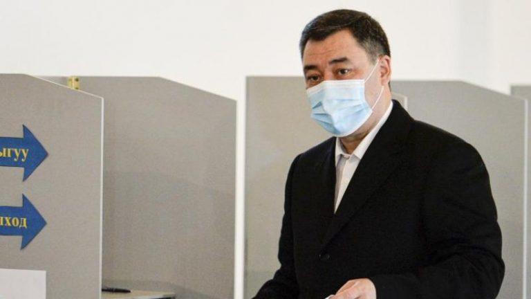 شاپاروف رئیس جمهور جدید قرقیزستان می شود