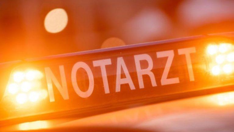 برلین-پانکوف: مردی که در اثر حمله و سقوط به شدت زخمی شده است