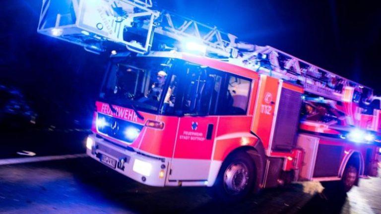 پنج آتش سوزی در آپارتمان در آخر هفته در براندنبورگ