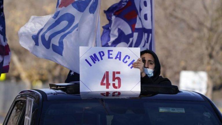 دموکرات ها در حال استیضاح ترامپ هستند