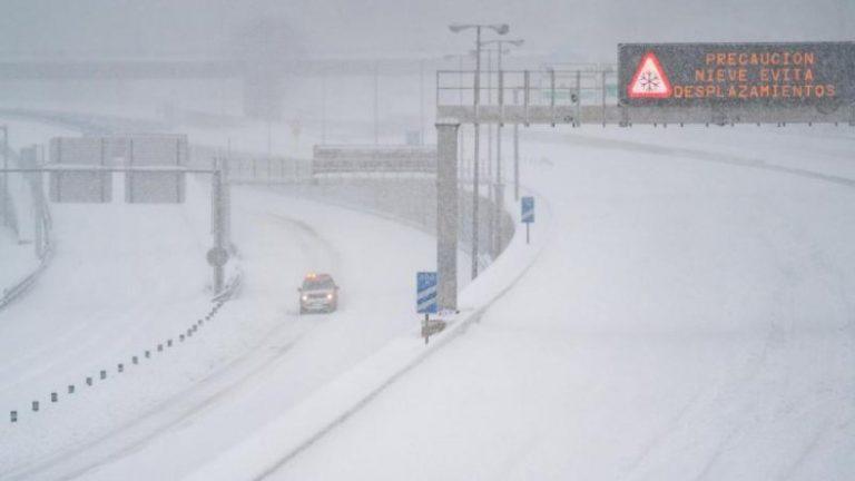 هرج و مرج زمستانی در اسپانیا: تولدی مرده و معجزه آسا