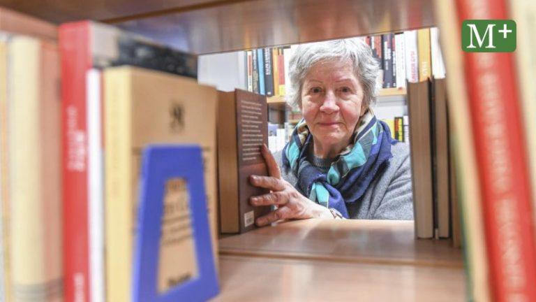 جیزلا پیتر از برلین-هللسدورف: زندگی برای کتاب ها
