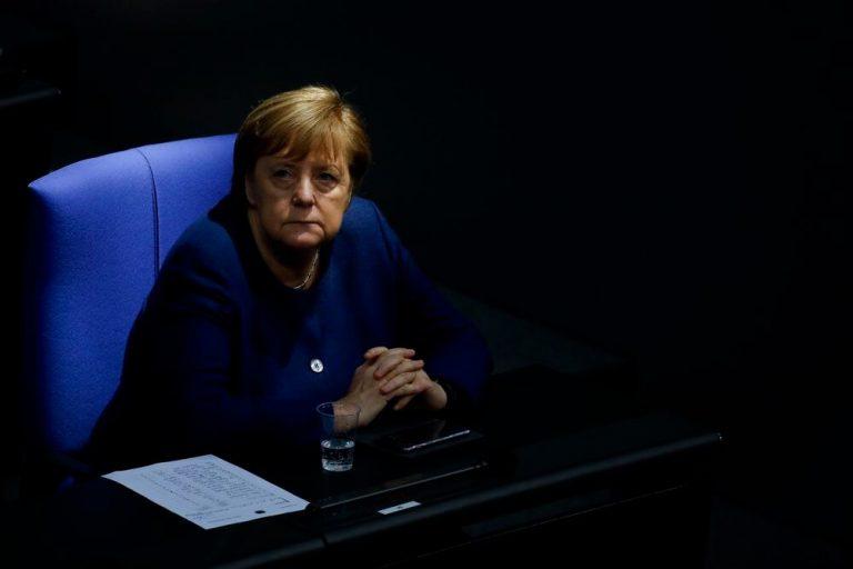 دو نبرد آخر مرکل در راس اتحادیه اروپا  بین المللی