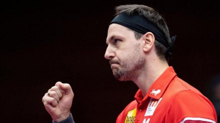 تنیس روی میز: 73 امین قهرمانی برای بوروسیا دوسلدورف