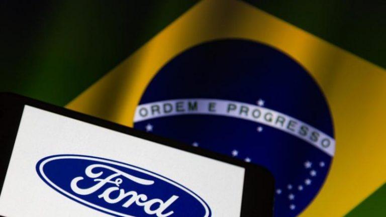فورد تولید خود را در برزیل متوقف می کند