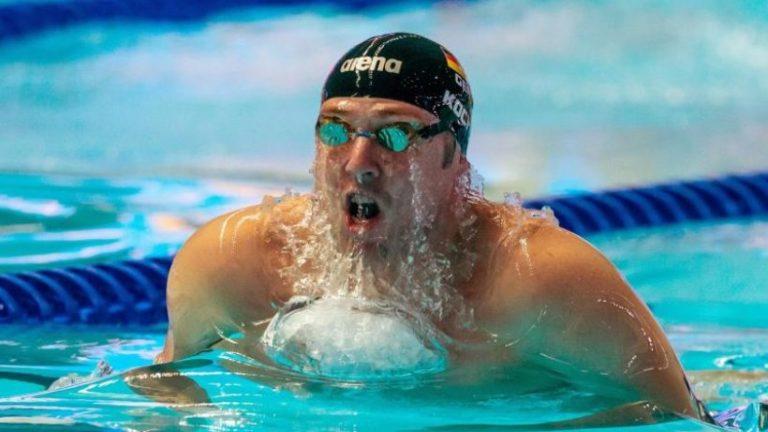 هشت شناگر آلمانی قبلاً نامزد بازی های المپیک شده اند