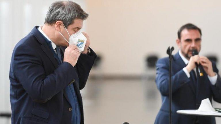 سودر جانشین وزیر بهداشت شد – هولتسك می آید