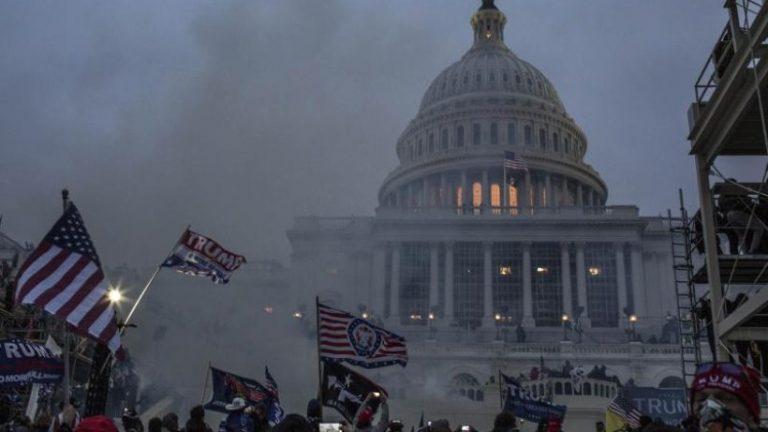 حمله به پایتخت واشنگتن: چه کسی پشت جمعیت است؟