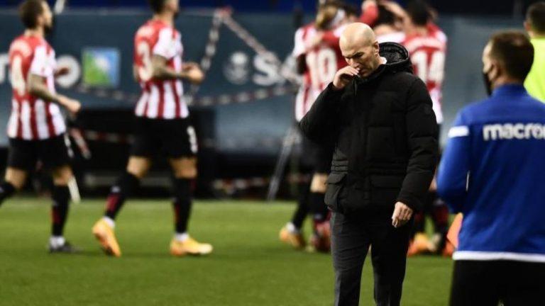 رئال مادرید فینال را از دست داد – شکست مقابل بیلبائو