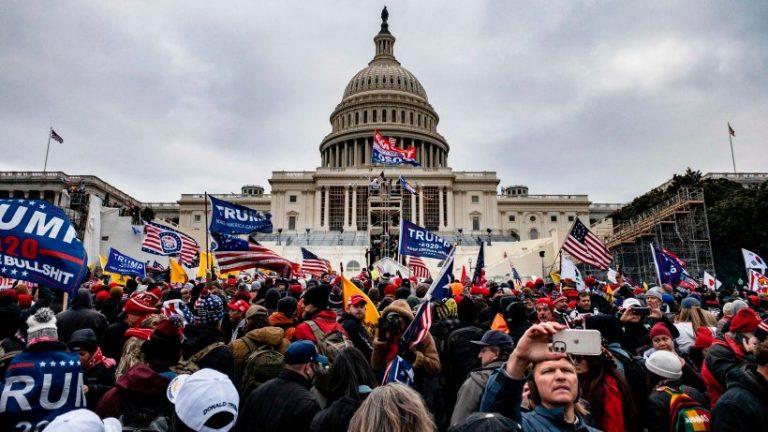 آمریکا: حمله به پایتخت در واشنگتن – مقصر کیست
