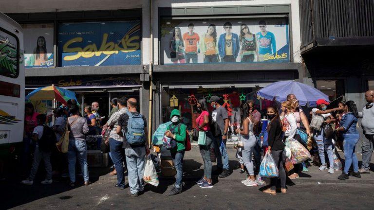 آزادسازی چاویستا در ونزوئلا  بین المللی
