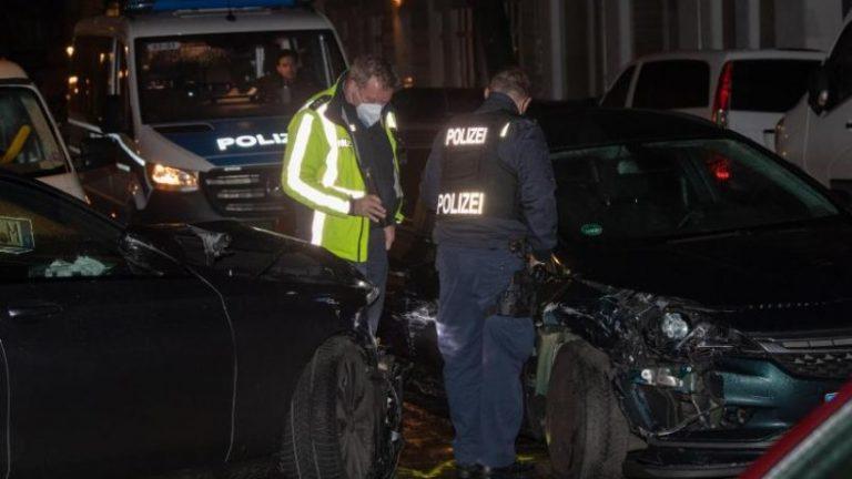 تعقیب و گریز در Neukölln: راننده بدون گواهینامه رانندگی می کرد