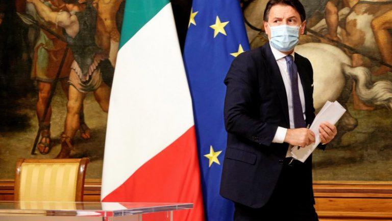 بحران دولت در ایتالیا: وزرا می خواهند استعفا دهند