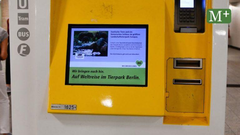 برلین: BVG و S-Bahn – روز برنامه ریزی شده بدون بلیط