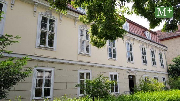 طرح توسعه مجدد Schoeler-Schlösschen خاص است