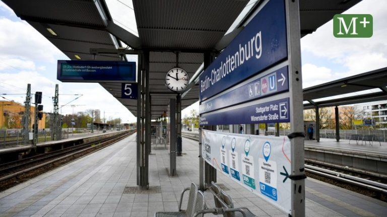 ایستگاه S-Bahn در شارلوتنبورگ WiFi و مبلمان جدید دریافت می کند