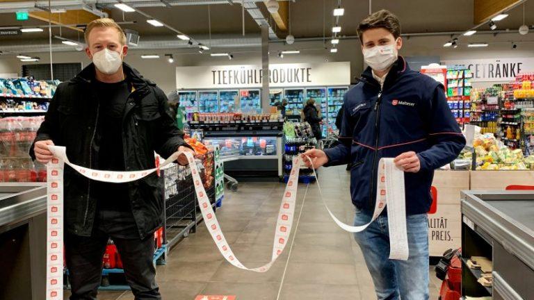 یک کمپین کمک مالی به مالتی ها – Berliner Morgenpost کمک می کند