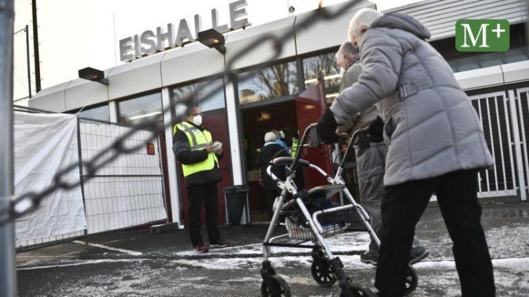 کرونا در برلین: مرکز واکسیناسیون در Erika-Heß-Eisstadion باز است