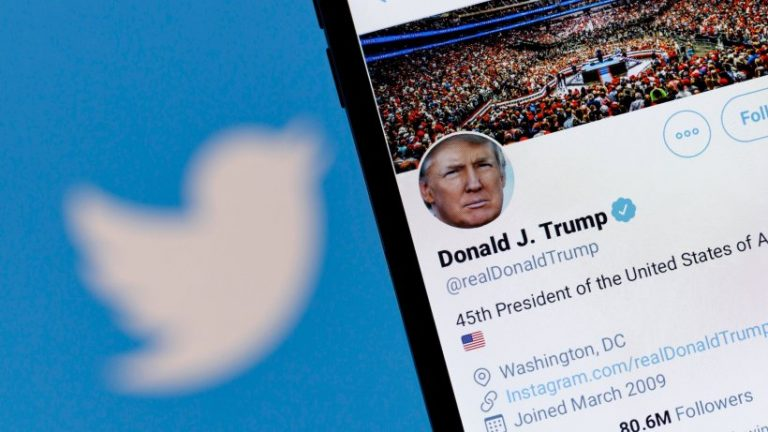 ترامپ: توییتر و فیس بوک حساب ها را مسدود می کنند – خیلی دیر؟