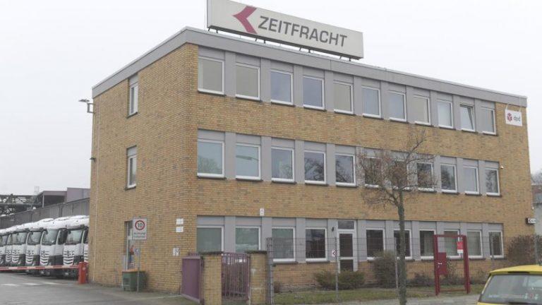 Zeitfracht هم اکنون در حال مذاکره در مورد فروش دفتر مرکزی شرکت است